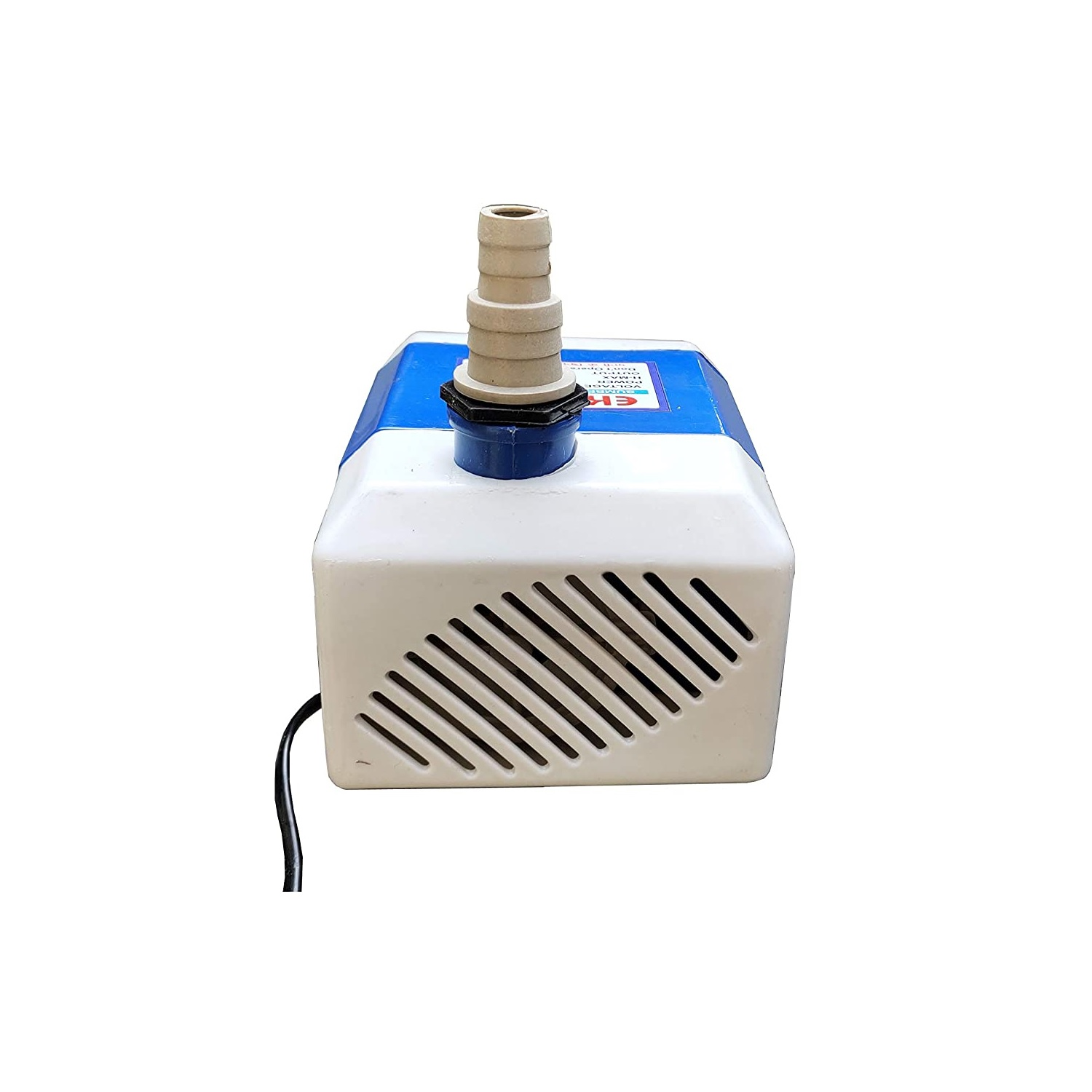 Water Cooler Pump Water Lifting Submersible Pump for Aquarium, Fountains, Desert Air Coolers with Multicolor.