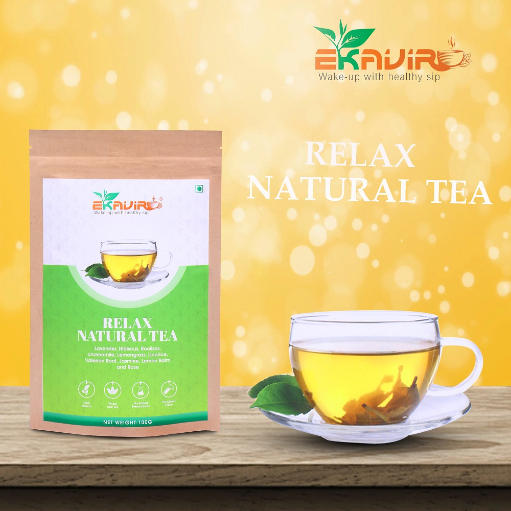 Natural 20 Masala Herbs Green Tea with Ginger, Black Pepper, Ashwagandha and Boosts Immunity and Energy Levels.