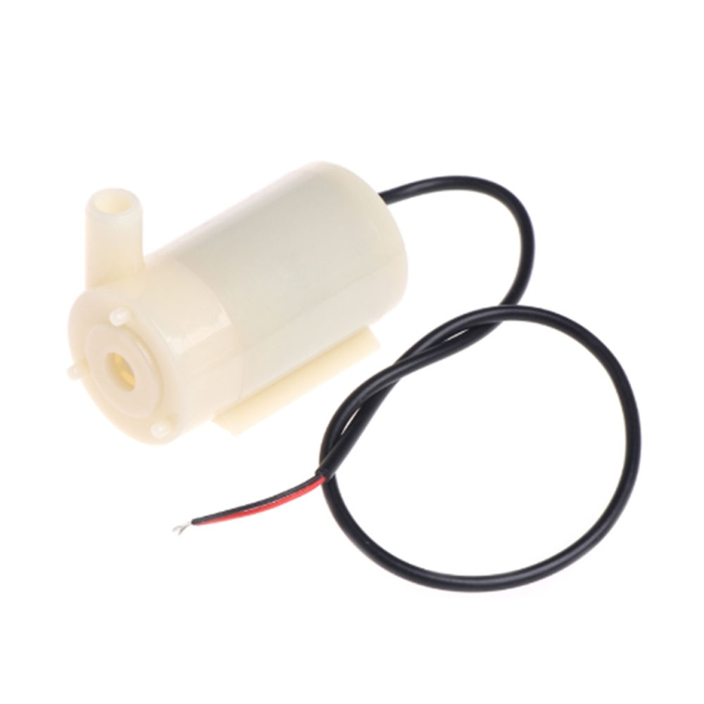 Ekavir Mini Submersible Water Pump Micro water pump for Fountain Garden, Projects with Pipe .